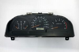 1998 1999 Nissan Frontier AT TACH Speedometer Gauge Cluster Rebuilt Warranty
