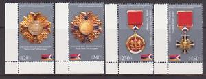 Liberal Nagorno Karabakh Armenia 2014 Awards And Medals Set Of 4 Stamps Mnh R17874 Armenia