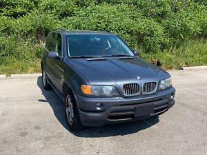 2003 BMW X5 , 4.4