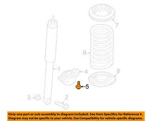 FORD-OEM-12-18-Focus-Rear-Suspension-Upper-Mount-Bolt-W715488S442