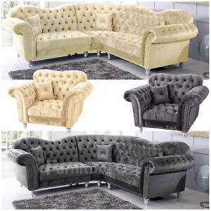 Corner Sofa Plush
