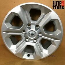 Set Of 4 2014 2020 Toyota 4runner Tacoma 17 Oem Wheel Rim Like New Take Offs