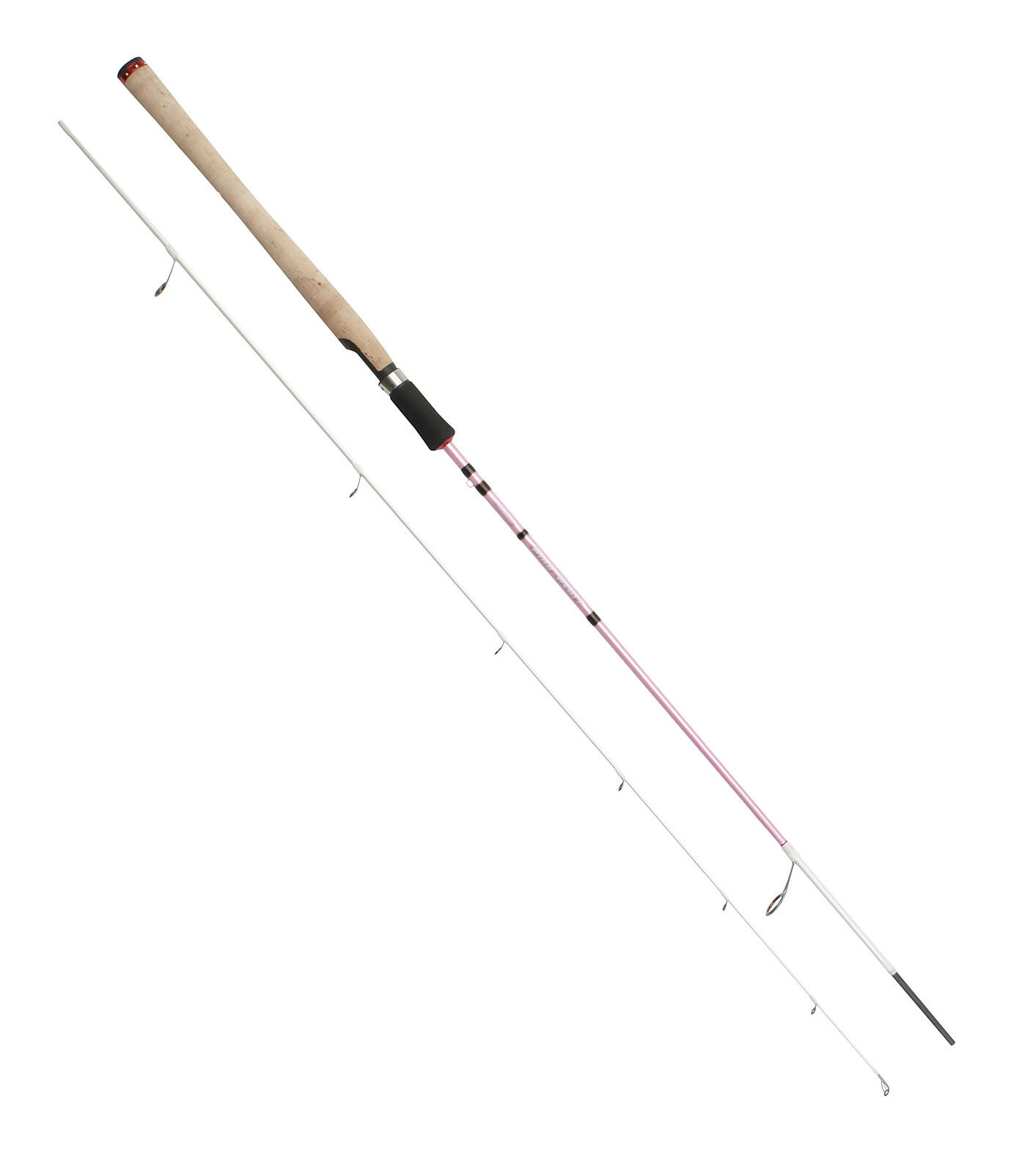 New Okuma Pink Pearl 8'2  Carbon Fishing Rod  Ladies Girls Stunning RRP .99