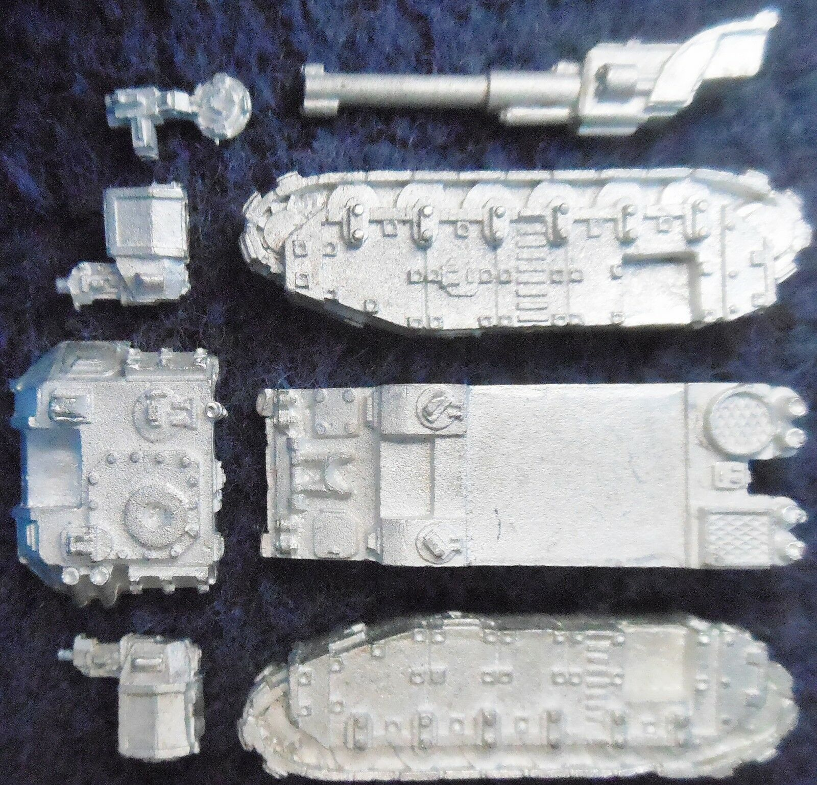 1997 Epic Imperial Guard Shadowsword V1 Super Heavy Tank Citadel Warhammer Army