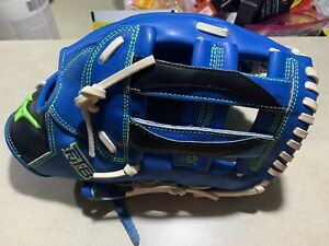 Mizuno-Right-handed-Outfield-Baseball-Glove-12-75-034-Custom-Colors-With-FTB-Logo
