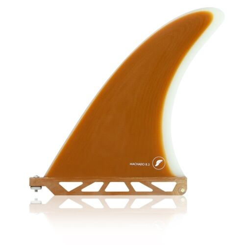 Futures Rob Machado 8.5 Inch Single Surfboard Fin NEW Longboard Retro
