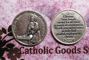 saint joseph coin