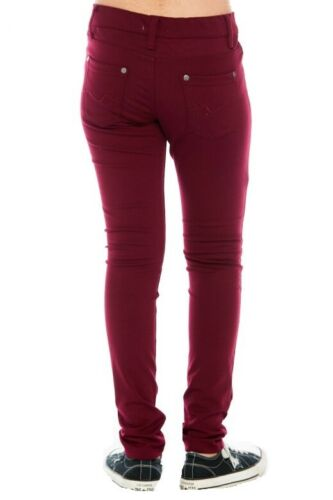 KID/'S CHILDREN GIRL/'S BASIC COMFY SOLID JEGGINGS PANTS CLASSIC