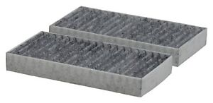 NEW-Jeep-Wrangler-Carbon-Cabin-Air-Filter-Fits-OEM-55111302AA-Sold-As-Set