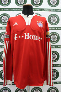 Maglia-calcio-BAYERN-MONACO-BADSTUBER-TG-XL-shirt-trikot-camiseta-maillot-jersey