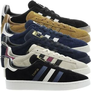 newest 28fd2 5905f Image is loading Adidas-Campus-men-039-s-low-top-sneakers-