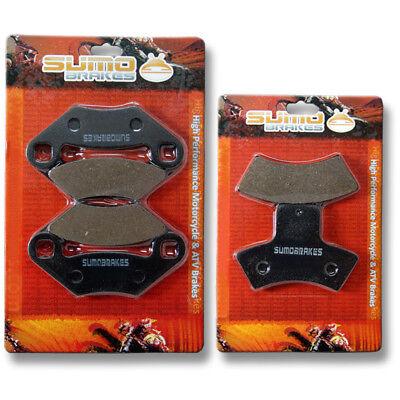 Boss 325 330 00-04 Polaris Rear Brake Pads Trail Blazer Xplorer 250 400 99-04
