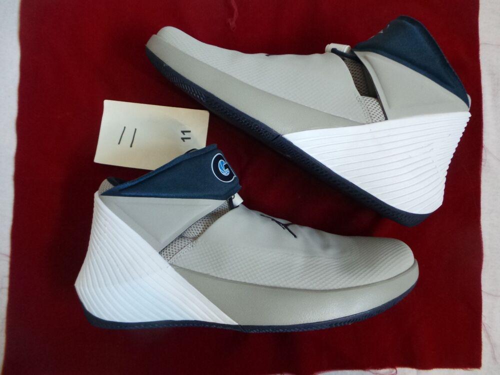 Nike Air Jordan Why Not Not Westbrook zer0.1 GEORGETOWN Player Sample PE 11 DS