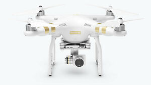DJI Phantom 3 4K WiFi Quadcopter 4K Video Drone DJI Refurbished Unit