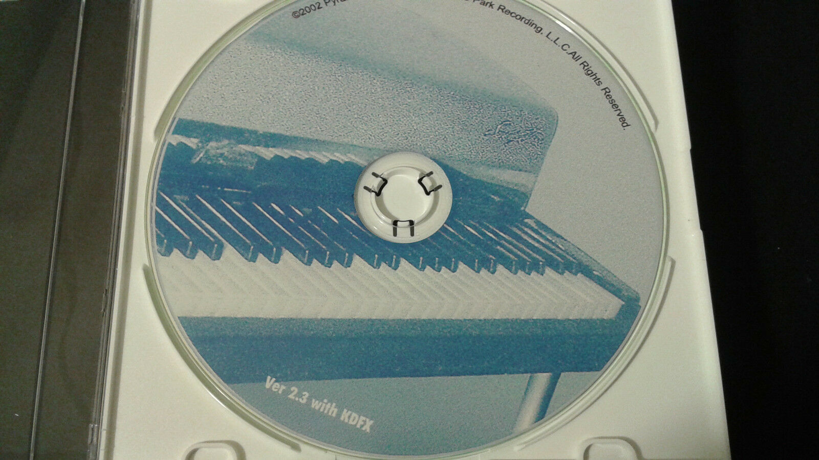Kurzweil Formatted----  REAL RHODES ver.2.3 w KDFX Cd-Rom+VAST K2500 K2600