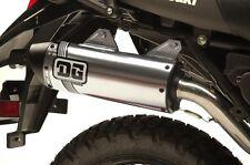Kawasaki KLR 650 DG V2 Slip On Exhaust, Pipe, Muffler, Silencer 071-8650