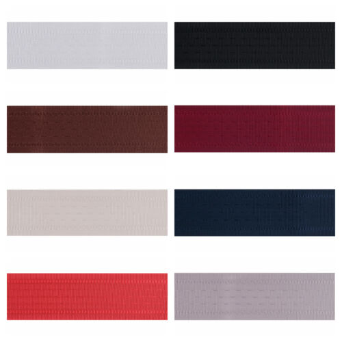 Premium Quality Seam Binding Polyester 2.5m x 25mm Variety Colours Sewing Quilt
