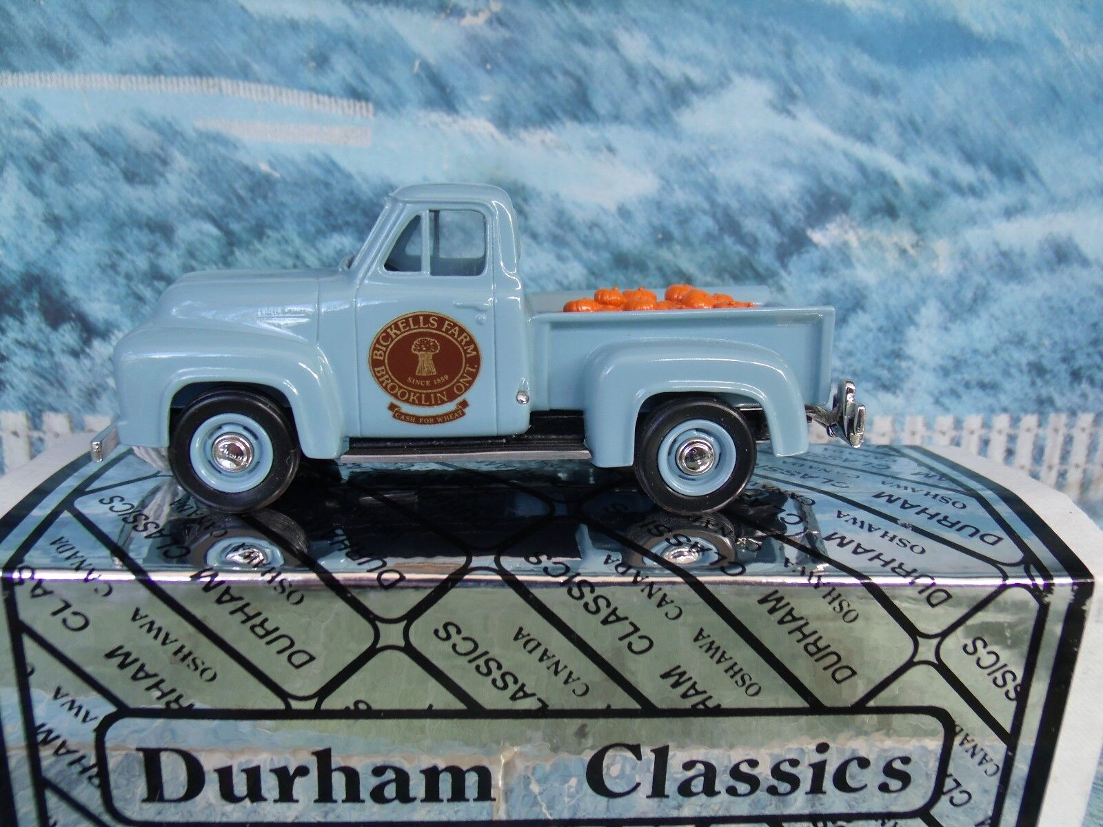 precios bajos todos los dias 1/43 media tonelada de Durham Classics Ford 2018 Pick-up Pick-up Pick-up bickells Farm  grandes ahorros