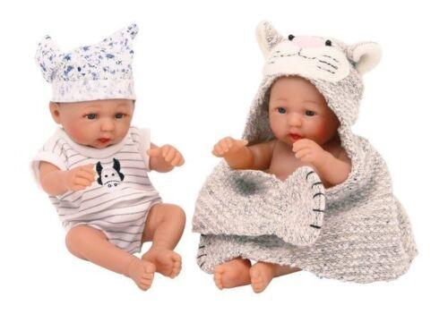 Coppia Bambole Bob e Dylan gioco x bambina