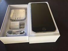 iPhone 6 16GB Space Gray Black Simple T Mobile Straight Talk Metro PCS Net10