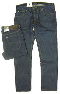 LEE-Jeans-DAREN-W-30-L-32-one-wash-dunkelblau-Regular-SLIM-1-Wahl-Neuware