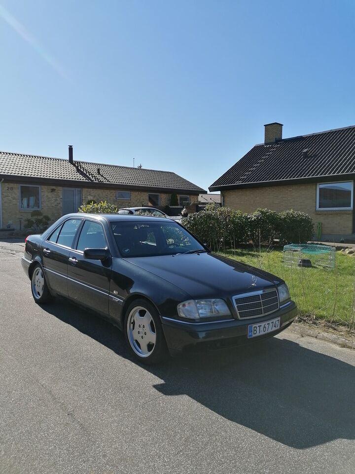 Mercedes C180, 1,8 Elegance, Benzin
