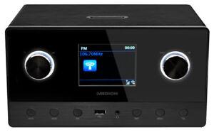MEDION-LIFE-P85111-MD-87295-WiFi-Internet-Radio-mit-2-1-Soundsystem-2-x-7-Watt