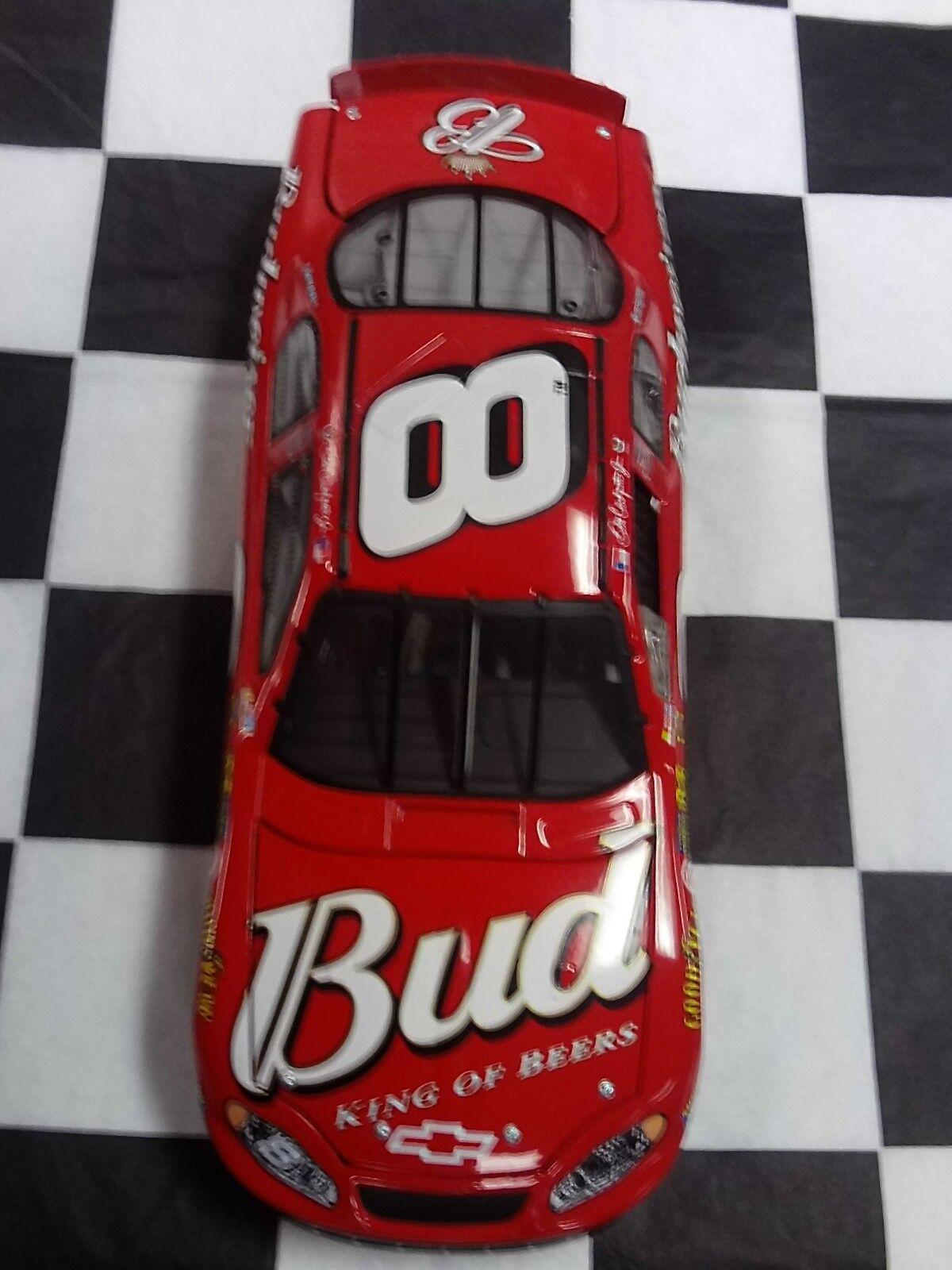 Dale Earnhardt Jr  8 Budweiser Budweiser Budweiser 2004 Montecarlo 1 24 Acción Nuevo en Caja 105609 a91134