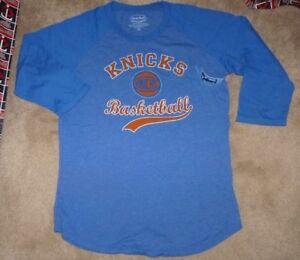 NEW NBA NY New York Knicks Derrick Rose Jersey 3 4 T Shirt Women 2X ... 38d7a950e4