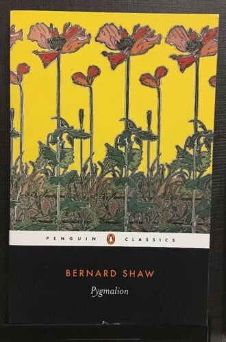 1 of 1 - Pygmalion: A Romance in Five Acts by George Bernard Shaw PaperBack NEW