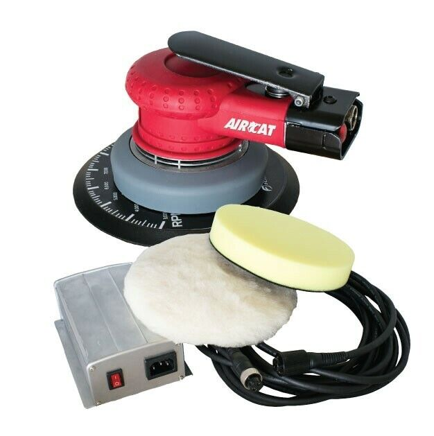 Aircat 6700-DCE-5 5 Pad DC Electric Palm Sander. Buy it now for 269.99