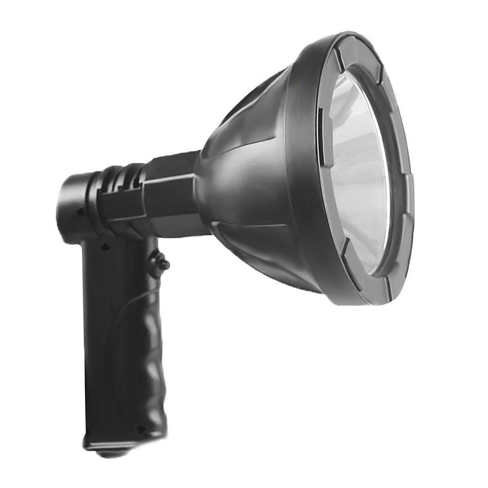 10w 2500lm Led Aufladbar Hand- Scheinwerfer Jagd Lampe Wasserfest Licht  | Sonderkauf
