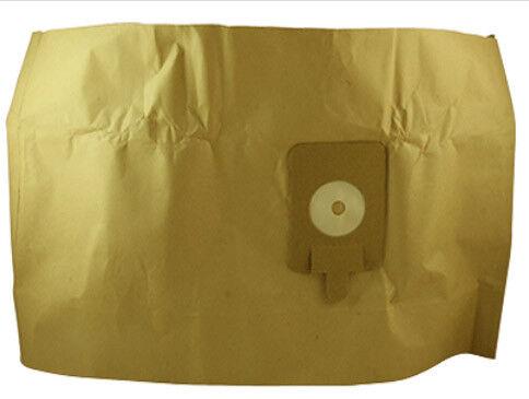 NVM-3BH aspirateur sac à poussière pack de 5 pour aspirateur Numatic WV570