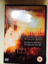 Monica Zaffarano WILD PASSION ~ 1988 Vintage Erotico dramma UK DVD