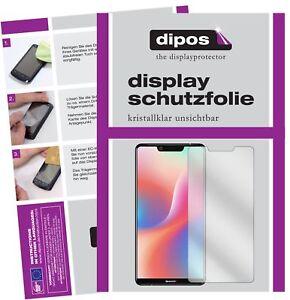 2x-Sharp-Aquos-S3-High-Edition-Protector-de-Pantalla-protectores-transparente