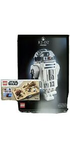 LEGO star wars r2-d2 75308 WITH *40451 Tatooine Homestead V39*IN HAND