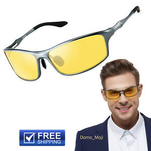 27b7d279cd Image is loading Soxick-Silver-Safety-Night-Driving-Glasses-Polarized-HD-