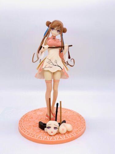 Anime SkyTube T2 Arts Girls Chun-Mei Standing posture PVC Figure New No Box Soft