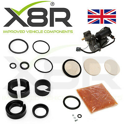 RQG500080 Land Rover Discovery 3 RR Sport Hitachi Compressor Needs Recondition