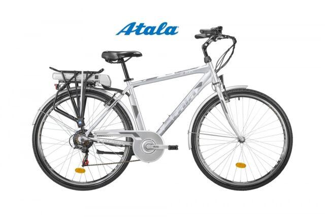 Bici Bicicletta Elettrica Atala E Run 28 Uomo 6v Batteria 36v 317w E Bikes 2018
