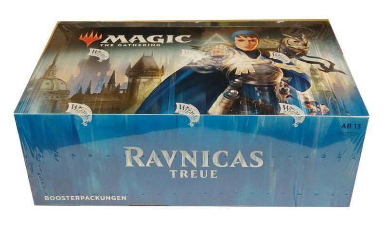 Ravnicas Treue Booster Display deutsch MtG Magic the Gathering