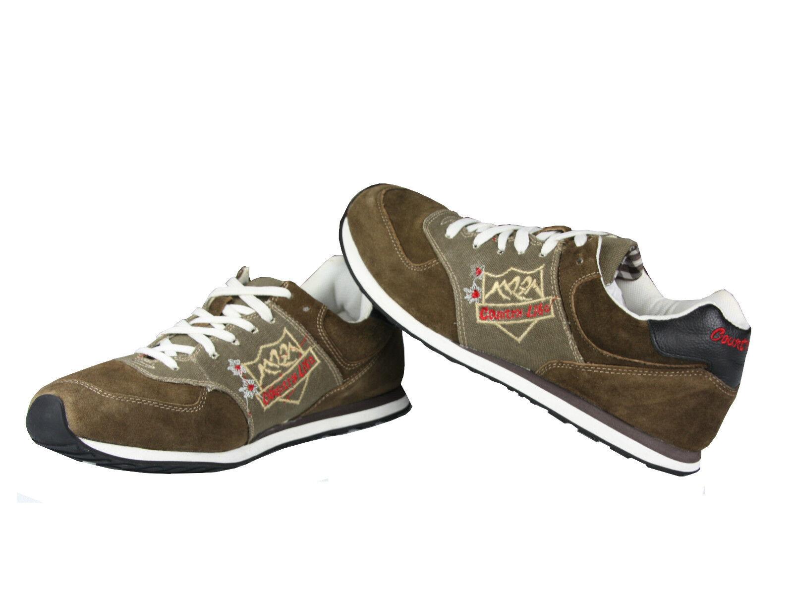 Los últimos zapatos de descuento para hombres y mujeres Lekra calcetines cortos Niklas Trachten marca de zapatillas Oktoberfest deportivo zapato