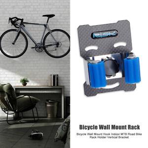 Bicycle Rack Storage Buckle Wall Hanger Mount Hook Parking Rack Road Bike