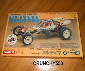 Kyosho: Ultima 2019 2WD Vintage Buggy - Hobbymedia