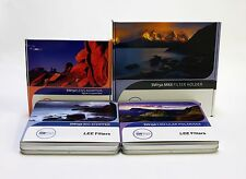 Lee Filters SW150 Holder MKII+Big Stopper+Cir-Polariser+Sigma 12-24mm Ring
