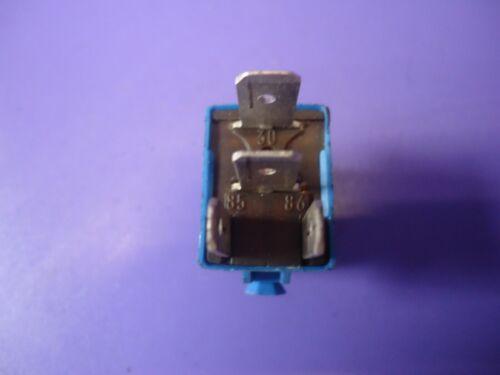 Mercedes-Benz 4-polig Blau Bremslicht Relais 0025422919 4RB007967-00 Hella