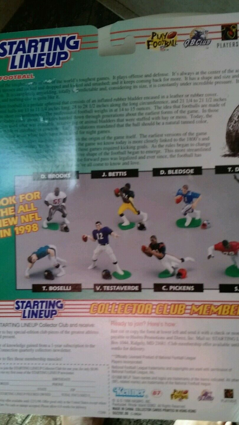 Starting lineup 1998 1998 1998 series butkus and seau 8dc1a5