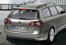 New EURO VW B6 Passat & CC OEM Zubehor Rear Spoiler Valance Skirt 3C9071610AGRU