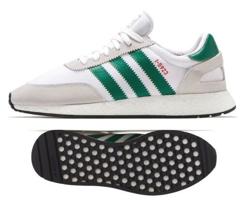 New ADIDAS Originals Iniki I-5923 Sneaker Mens green white all sizes