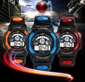 Mens-NT-S-Sport-Day-Date-Chronograph-7-Luminescence-Quartz-Digital-Watch-3ATM